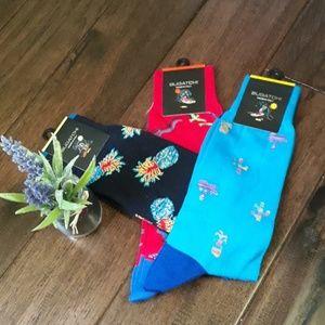 Bundle of Bugatchi Socks